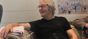 Henning skal samla livet til Kåre Lerum i bokform: – Det er ein del som får passet sitt påskrive