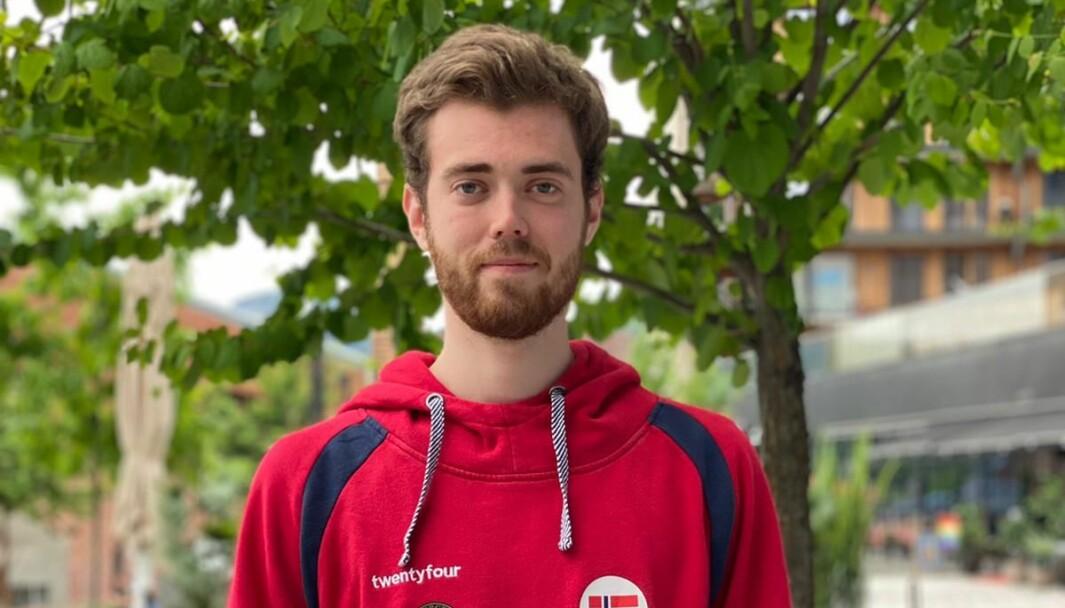 TOKYO: OL-draumen har blitt realitet for Jon-Hermann Hegg frå Lærdal. No representerer han Noreg i Japan.
