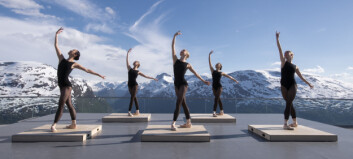 Nasjonalballetten med fokus på bresmelting: Skal danse i idylliske omgjevnader ved Jostedalsbreen
