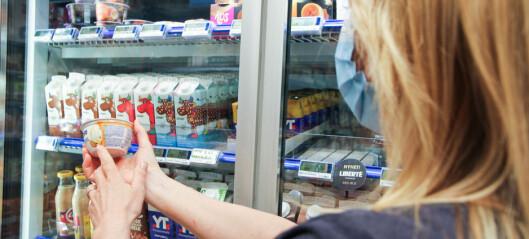 Uleseleg informasjon fører til matsvinn og dårleg butikk. Det bør gjerast noko med!