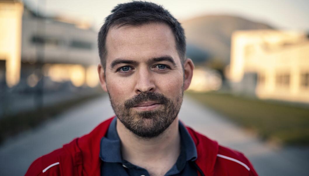 SVARAR: Torbjørn Vereide svarar på utfordringa frå Geir Oldeide.