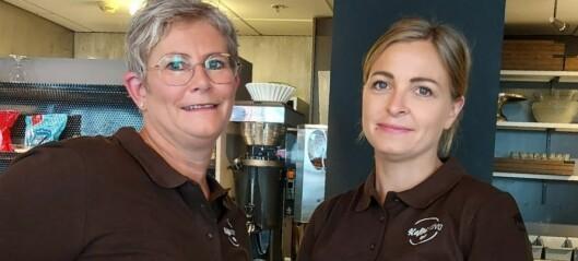 Kaffistova med knall opning: – Endeleg er det liv i lokalet igjen