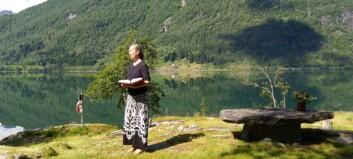 Gudstenestane i og rundt Sogndal var søndag leia av kvinner