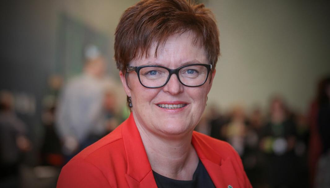 FLEIRE TIL DISTRIKTA: Stortingsrepresentant for Senterpartiet, Heidi Greni.