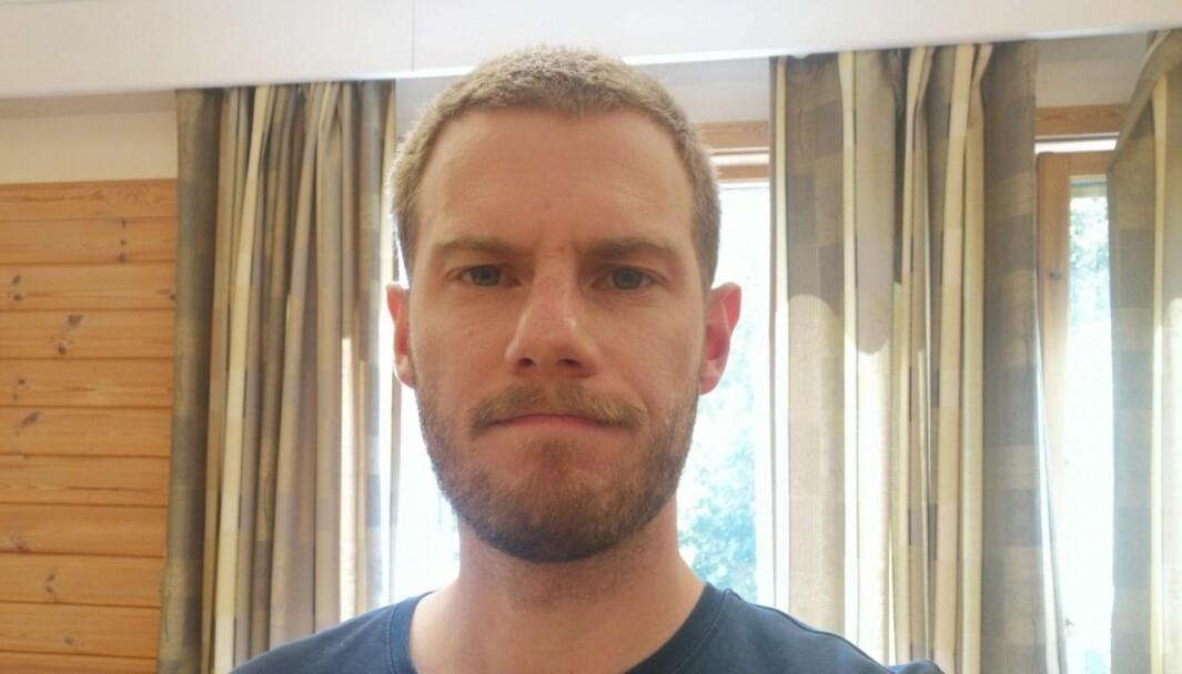 STADFORTREDAR: David Underdal er stadsfortredar for ordførar i Aurland kommune, Trygve Skjerdal, medan han er sjukemeldt.