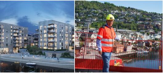 Lerum Brygge møter sterk kritikk: – Førde er Norges styggaste by, men med dette prosjektet tar Sogndal opp kampen.