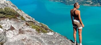 – Eg trivest svært godt å vere ute i naturen, og finn gleda i ein fin tur i vakre Norge