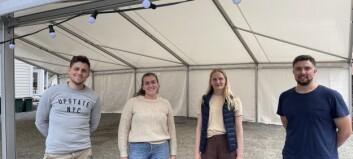 «Slaget om Lærdal» startar i dag, som sommarens fyrste festival i Sogn: – Det har vore utfordrande, men det er kjekt å vere i gang att