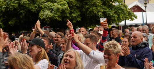 Politiet etter festhelga: – Fleire rusa og utagerande personar
