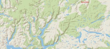 Eldre kvinne drukna austsida av Sognefjellet