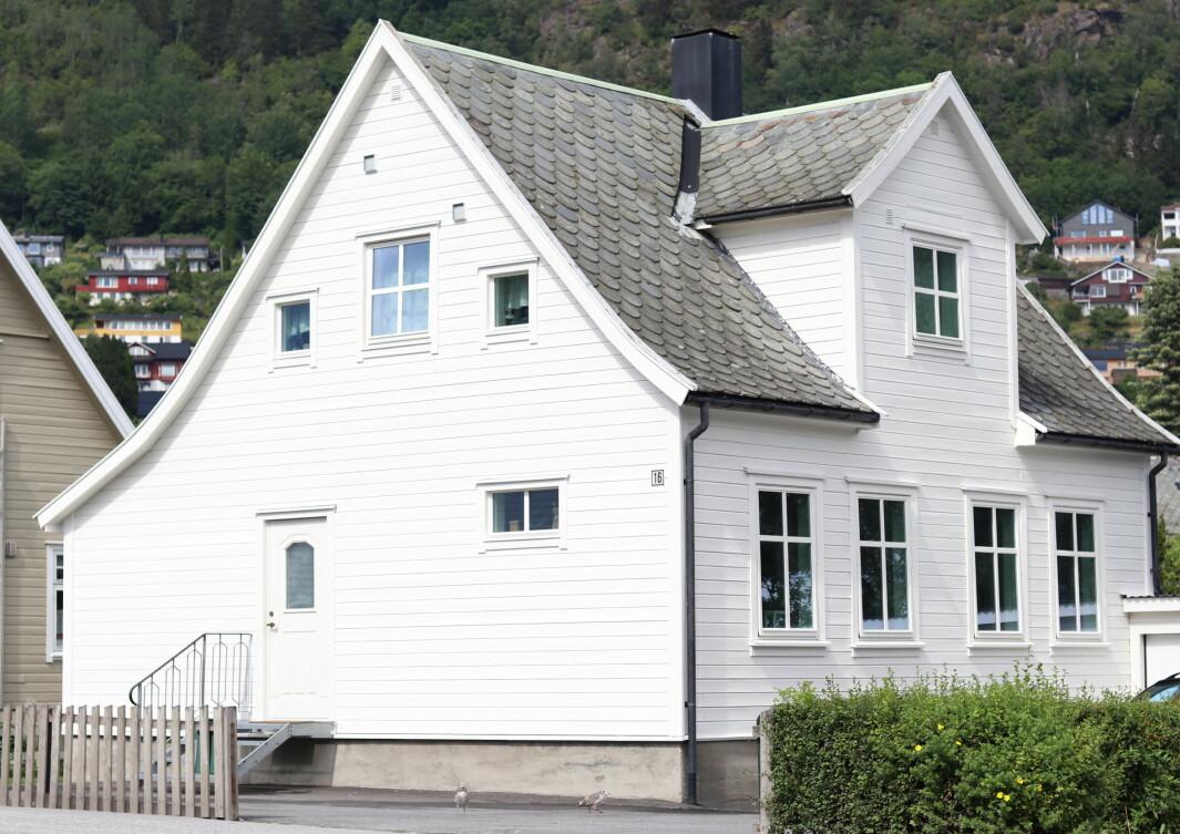 SOGNDAL SENTRUM: Den dyraste eigedomen ligg midt i Sogndal.