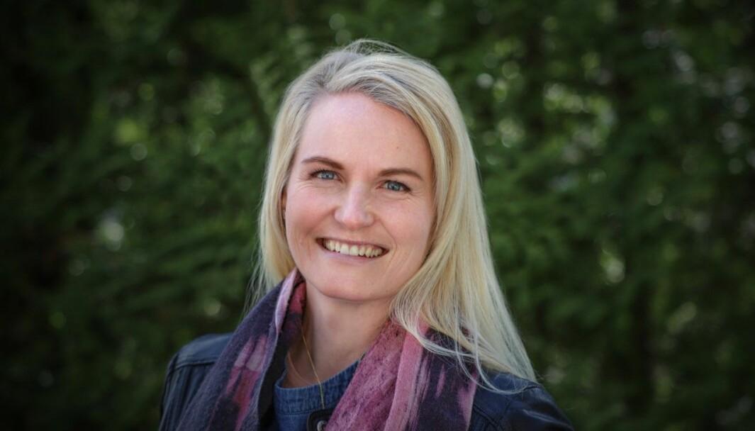 SP: Kristin Rundsveen Bøtun meinar at det viktigaste klimaarbeidet vil skje lokalt.