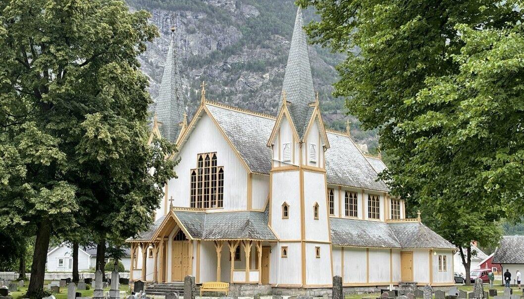 LÆRDAL: I Hauge kyrkje blir det haldt minnekonsert 22. juli.
