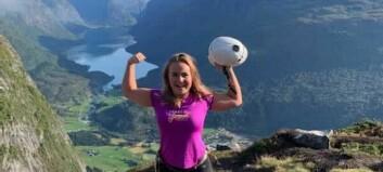 Jeanette (23) er ein av dei fyrste til å byrje på heilt nytt årsstudium: – Eg ville tilbake til fjord og fjell