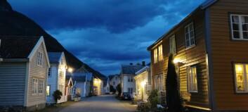 Då klokka slo tre i natt viste gradestokken 25 grader i Lærdal: – Varmast i landet