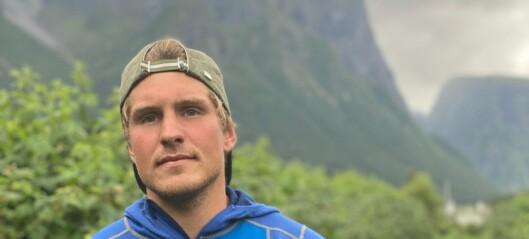 Fresvik i vassløysa: Dag Einar håpar på regn