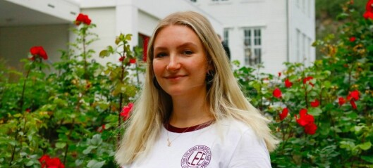 Anita (23) er ein del av ein aukande trend. Restaurantane i Sogn merkar godt at dei må møte etterspurnaden