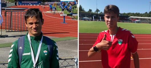 Årdøler utmerkjer seg i junior-NM i friidrett
