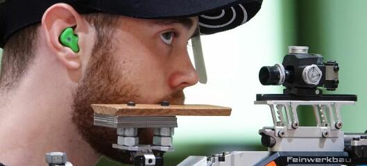 Lærdølen Jon-Hermann Hegg har skote seg til finale i OL