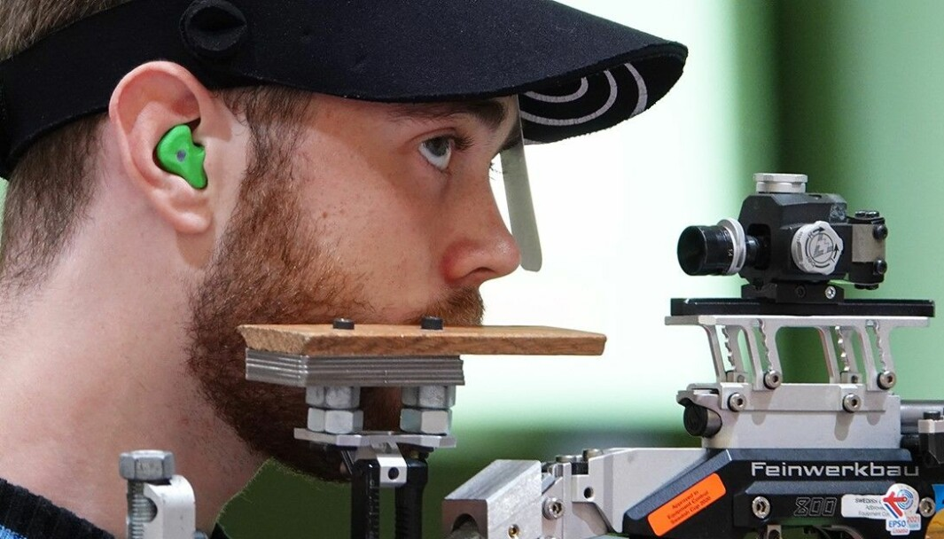 OL: Lærdølen Jon-Hermann Hegg imponerar stort i OL.