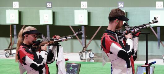 Jon-Hermann Hegg (23) enda på 4.-plass i finalen i rifle heilmatch