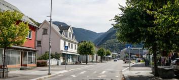 Sakna person, mistenkjeleg sykkel og feststøy i Øvre Årdal