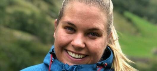 Oda Beate tok initiativ til å få i gang damelag i fotball i Aurland: – Hadde ikkje venta at det skulle bli så mange