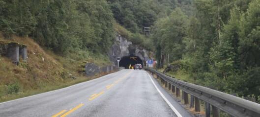 Vegen mellom Øvre og Tangen open etter granskingsarbeid