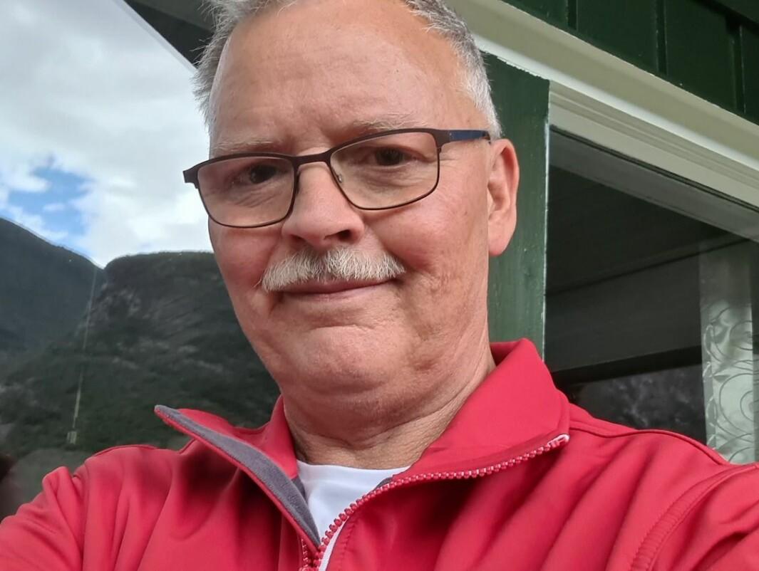 VALET: Malvin Stenehjem har laga ei liste med grunnar til kvifor han meiner ein bør røysta Arbeidarpartiet.