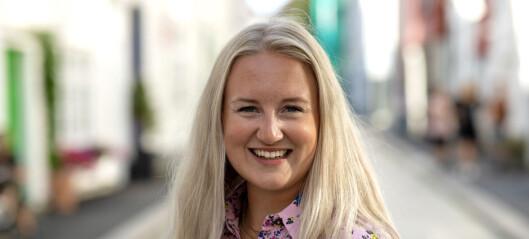 Lise-May fekk heiderspris, og er nominert i to prestisjetunge kåringar