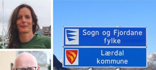 Samlar underskrifter for folkerøysting: – Folket må få avgjera om me skal vera Vestland eller Sogn og Fjordane