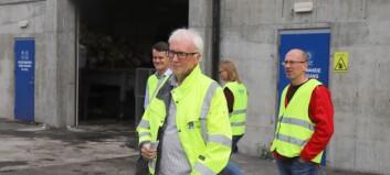 Thomassen presenterer eit SIMAS som er godt i rute mot nye krav