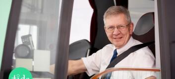 Tide søker bussjåfør i Lærdal
