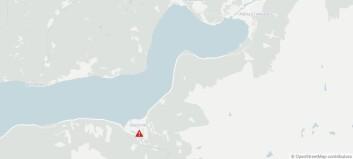 Trafikkulukke mellom Årdal og Fodnes