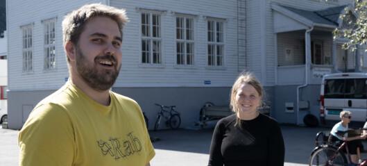 Arne Olav og Veronica har lenge jobba for eit skikkeleg buldreanlegg i Årdal: Snart kan det bli ein realitet