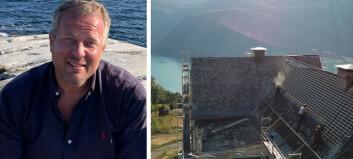 Eivind forelska seg i bygget og vart investor: – Noko eg ikkje kunne gå glipp av