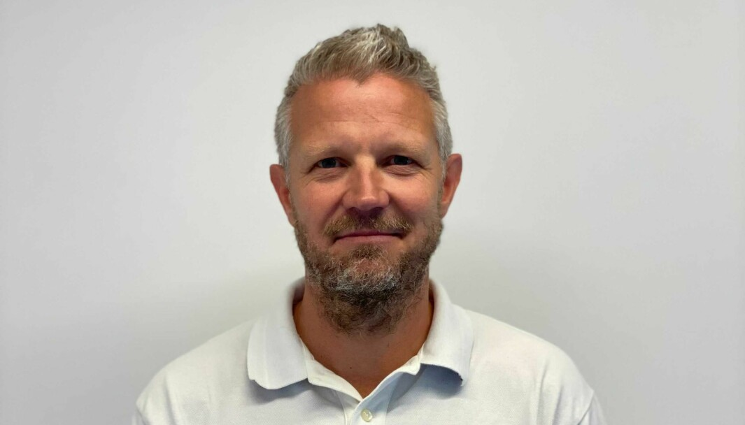 NYE UTFORDRINGAR: Frode Rokne er både takksam og audmjuk for å ha blitt konstituert administerande direktør i Norway's Best.