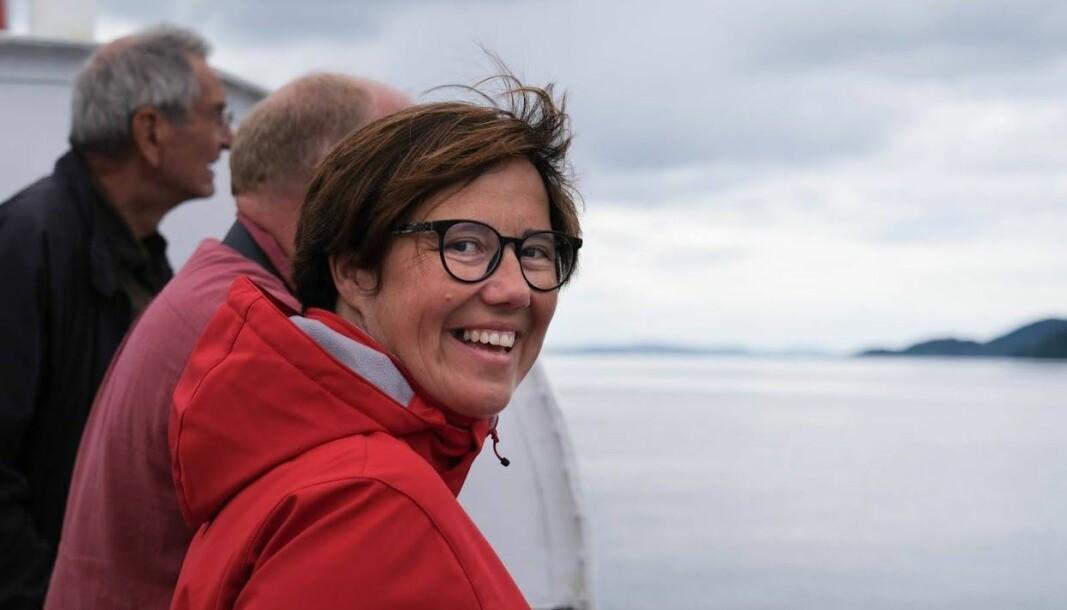 SV: Hege Lothe, stortingskandidat for SV i Sogn og Fjordane