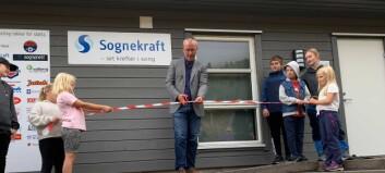 Desse fire fekk halda snora då ordføraren opna det nye klubbhuset til Norum Skyttarlag: – Her er det lagt ned mange arbeidstimar