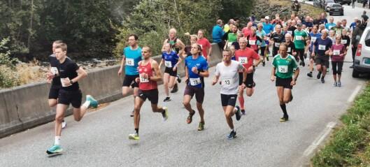Over 200 deltok på Galdane Rundt i helga: –Norges finaste terrengløp