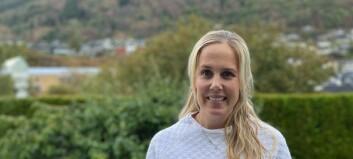 Anja (40) går frå kraftbransjen til næringsutvikling: – Det kjem til å skje store ting framover