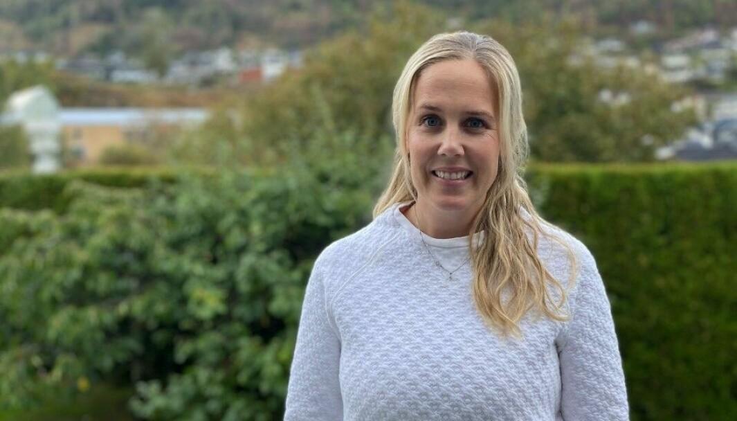 NÆRINGSLIV: Anja Fardal har jobba i både reiselivs- og kraftbransjen. No blir ho ein del av teamet i Sogn Næring.