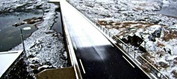 Full vinter på Sognefjellet: – Kan vera glatt lengre nede