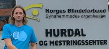 Landsmøte i Norges Blindeforbund, mykje spanande på Hurdal denne helga!