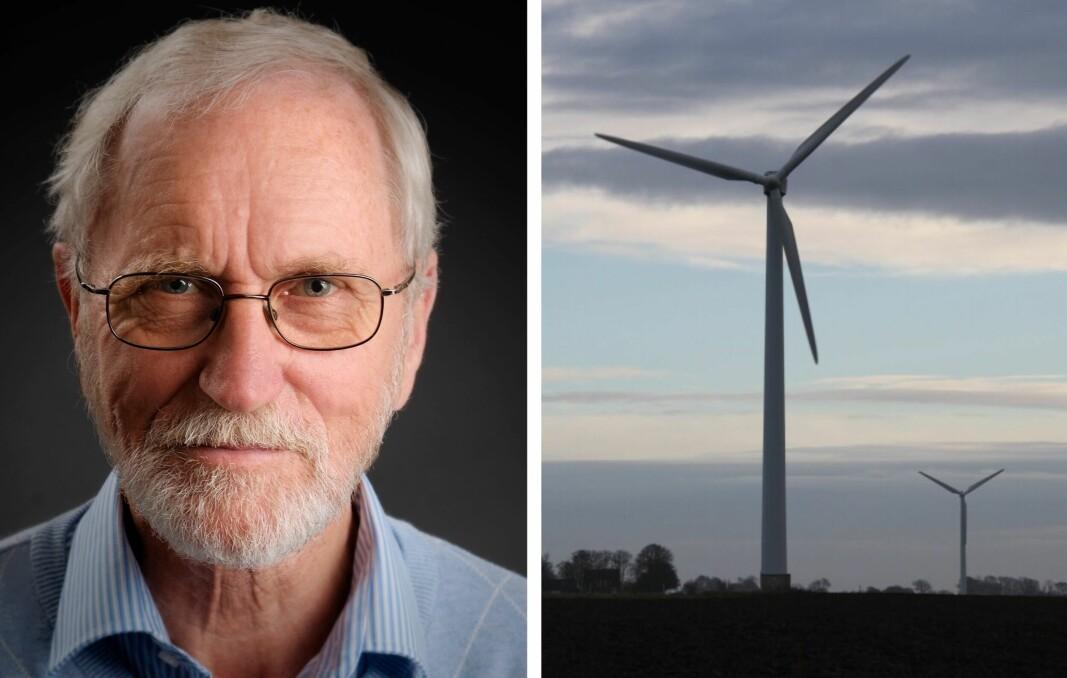 SVARAR MOLLAND: – «Synsing» held rett og slett ikkje her, sjølv ikkje frå ein informasjonsdirektør i Hydro. Om Molland ikkje kan vise fram slik dokumentasjon, bør han trekkje uttalen om at vi må ha meir vindkraft, skriv samfunnsdebattant og vindkraftmotstandar Hogne Hongset.