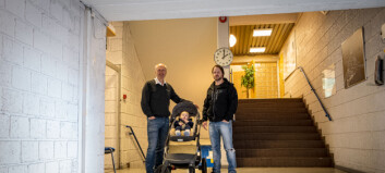 Opna dei første utdanningslokala til Fagskulen i Høyanger. No håpar dei det var den første av mange