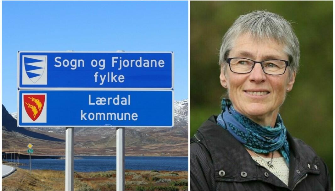 VESTLAND: Blir namnet på Sogn og Fjordane medan VIken kanskje kan få tilbake sine gamle namn.