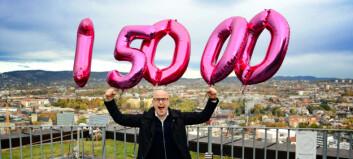 Mållaget jublar over rekordår: – Ny tid for nynorsken