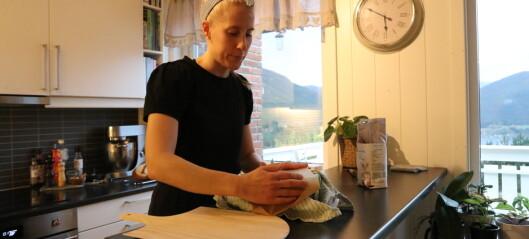 Kristin har baking i blodet – no tek ho hobbyen til eit nytt nivå